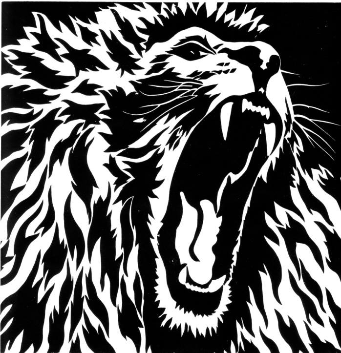 Slidell Christian Home Educators Lion Logo